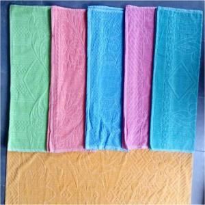 Jacquard Bath towel Stock