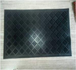 Rubber pin mat Stock
