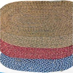 Jute Braided Oval  Rugs Stock