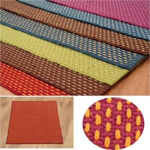 100 % Recycled Pet Yarn Rugs Stock