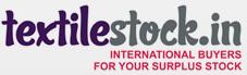 Textile Stock Logo